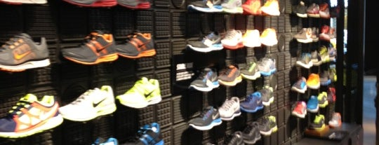Nike Running is one of NYC My Gyms.