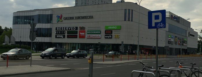 Galeria Jurowiecka is one of Marta's Liked Places.
