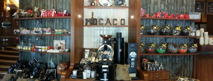 Mocaco Coffee is one of ANKARA :)).