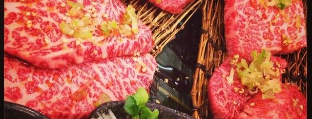 Yakiniku Yansando is one of Posti che sono piaciuti a Nonono.