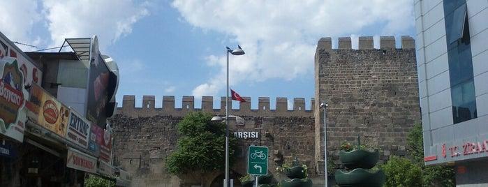 Kayseri Kalesi is one of Gittiğim Yerler2.