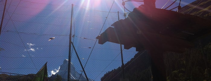 Forest Fun-Park Zermatt is one of Stéphane : понравившиеся места.