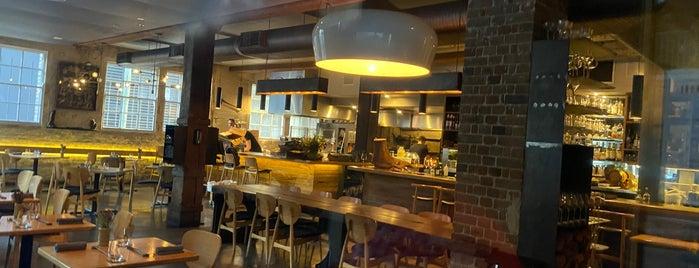 Firedoor is one of Sydney.