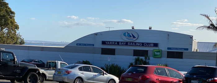 Yarra Bay Sailing Club is one of Lieux qui ont plu à Matt.