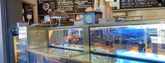 Bourke Street Bakery is one of Sydney.