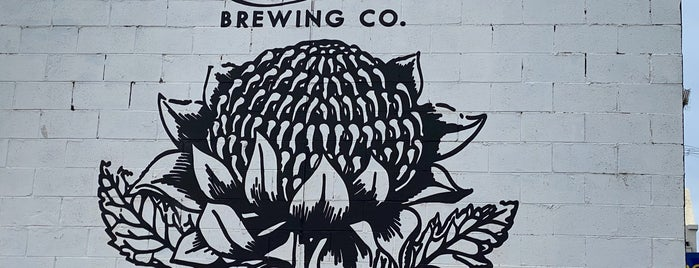 The Grifter Brewing Company is one of Mission: Sydney.