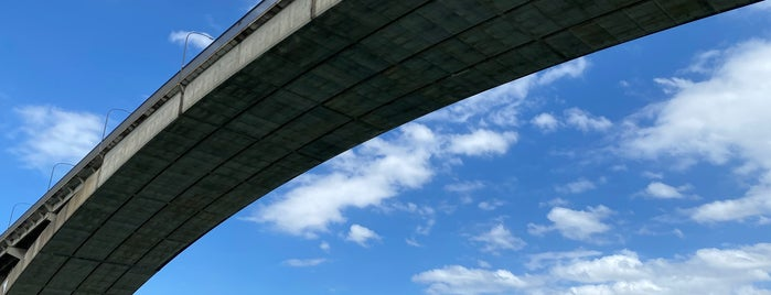 Gladesville Bridge is one of สถานที่ที่ Phil VG ถูกใจ.