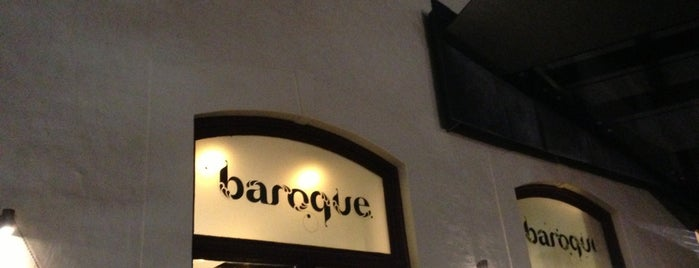 Baroque Bistro Patisserie is one of Sydney Cafes.