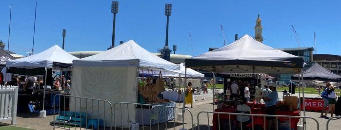 EQ Village Food Markets is one of Sydney.