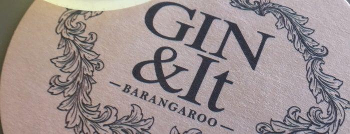 Gin & It is one of Sydney.