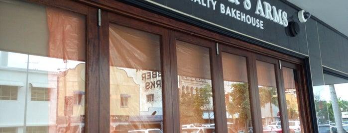 The Baker's Arms is one of Orte, die Kat gefallen.