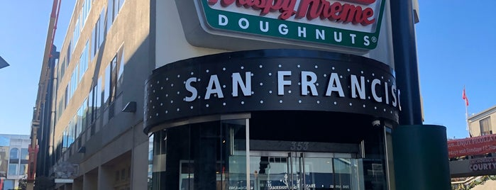 Krispy Kreme Doughnuts is one of Lieux qui ont plu à Mauricio.