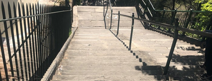 McElhone Stairs is one of Australia.