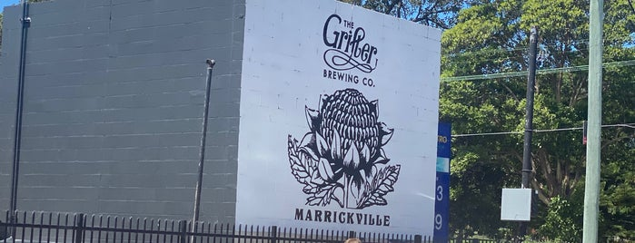 The Grifter Brewing Company is one of Sydney.