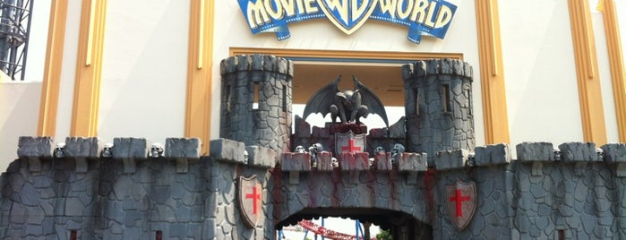 Warner Bros. Movie World is one of World Heritage Sites!!!.