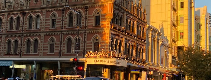 Haigh's Chocolates is one of Adelaide - Must do.