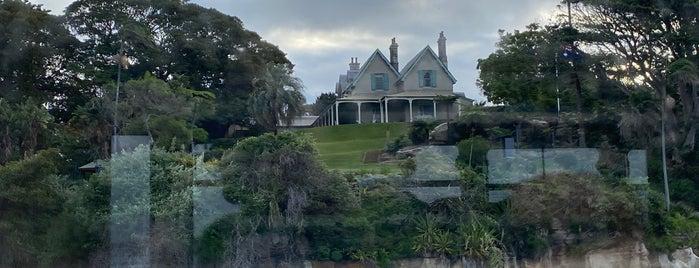 Kirribilli House is one of Australia - Sydney.