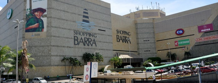 Shopping Barra is one of Lugares.