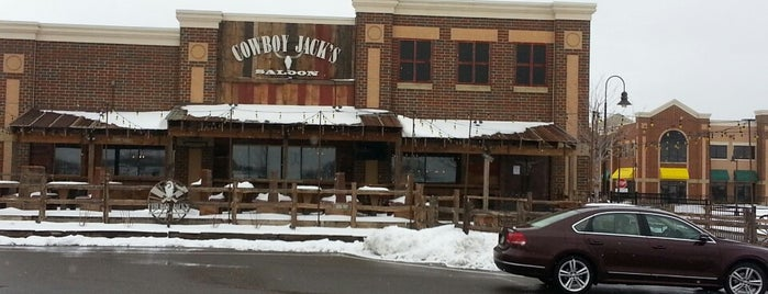 Cowboy Jack's Saloon is one of SoTa Turf.