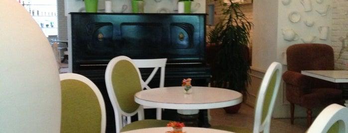 Tea Lounge is one of Карта для свиданий (кафе).