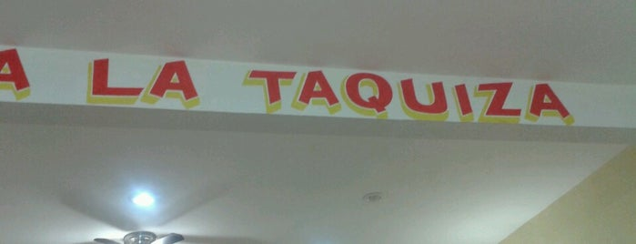 La Taquiza is one of Renéさんのお気に入りスポット.