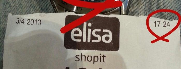 Elisa Shopit is one of Antti'nin Beğendiği Mekanlar.