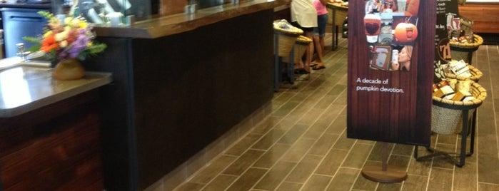 Starbucks is one of Eric : понравившиеся места.