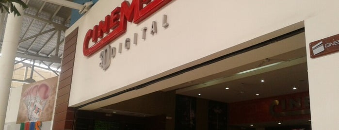 Cinemark is one of Lieux qui ont plu à Francisco.