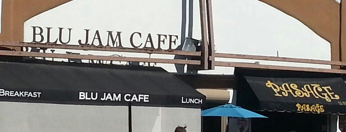 Blu Jam Café is one of LA brunch.