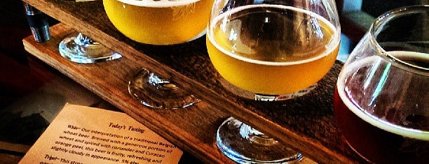 Allagash Brewing Company is one of Maine To Do.