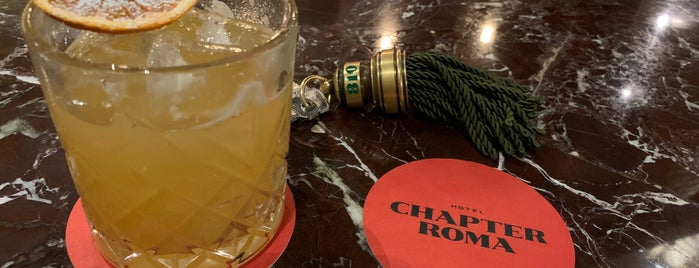 Hotel Chapter Roma is one of Eternal City🏛🛵.