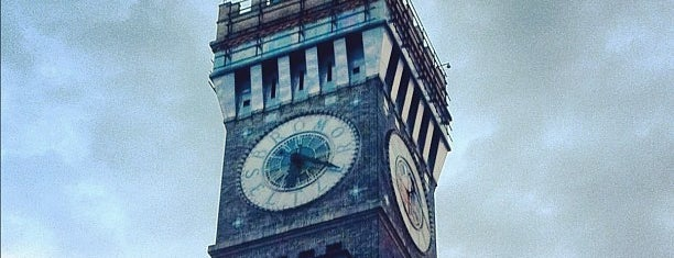 Bromo Seltzer Arts Tower is one of Off-Beat Baltimore.