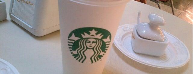 Starbucks is one of Tchurururu.