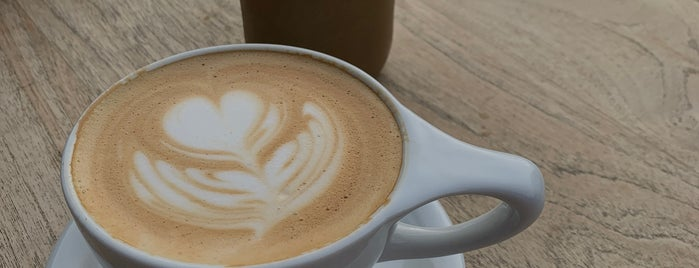 Lofty Coffee Little Italy Cafe And Bakery is one of Do: San Diego ☑️.