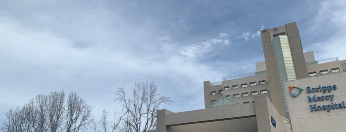 Scripps Mercy Hospital is one of Gespeicherte Orte von SAMANTHA.