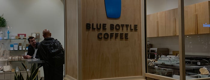 Blue Bottle Coffee is one of LA, California 🇺🇸.