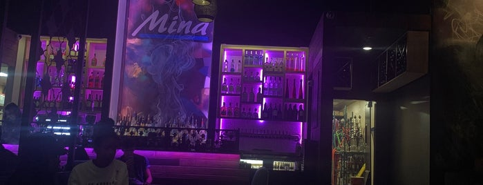 Mina Lounge is one of SD.