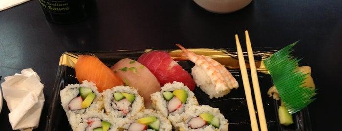 Sushi Boy is one of Lugares favoritos de Joy.