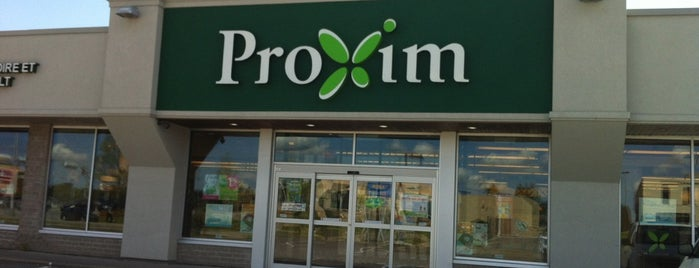Proxim is one of Points de Vente Proxim.