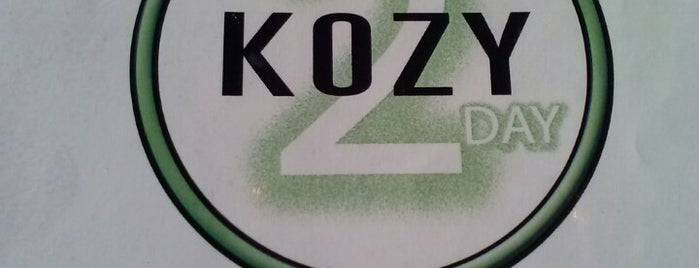 Kozy Kitchen is one of breakfast all day.