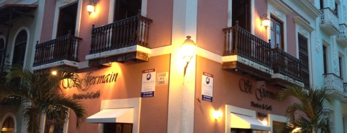 St. Germain Bistro & Café is one of Puerto Rico.