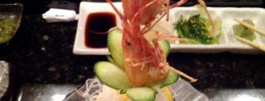 Ikiru Sushi is one of Gluten free options.