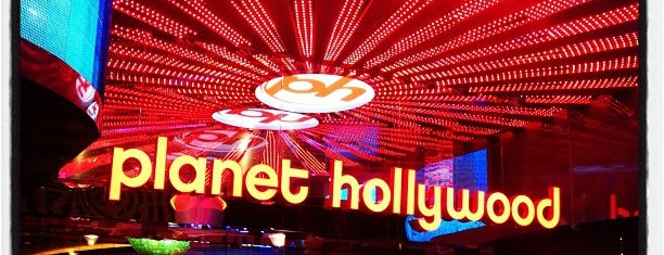 Planet Hollywood Resort & Casino is one of Specific Nevada.