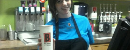 Biggby Coffee is one of Ann Arbor Delivery.