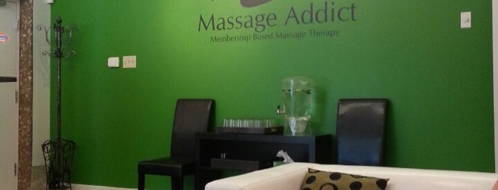 Massage Addict is one of Nicole's Liked Places.