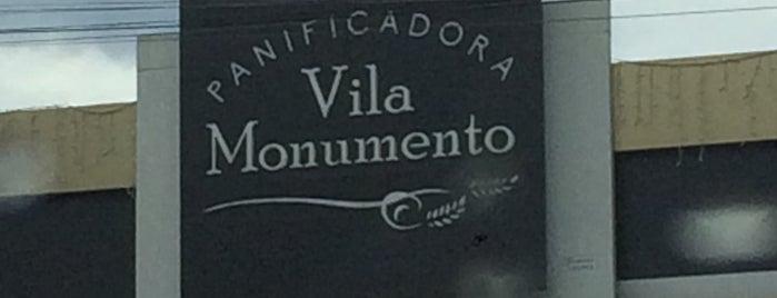 Padaria Vila Monumento is one of Tempat yang Disukai Paula.