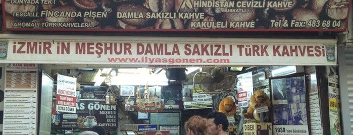 Meşhur Dibek Kuru Kahvecisi İlyas Gönen is one of Damak Tadı.