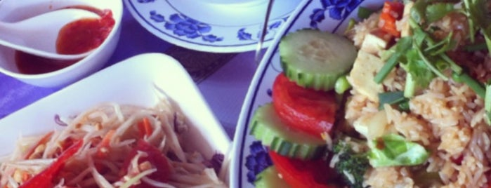 Ning's Thai Cuisine is one of HAWAII.