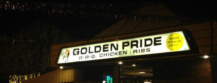 Golden Pride BBQ, Chicken & Ribs is one of Albuquerque.