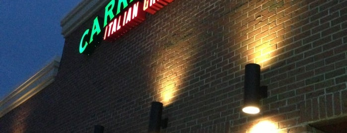 Carrabba's Italian Grill is one of Lieux qui ont plu à Mike.